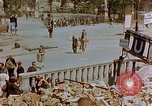 Image of subway entrance Berlin Germany, 1945, second 5 stock footage video 65675053362