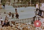 Image of subway entrance Berlin Germany, 1945, second 8 stock footage video 65675053362