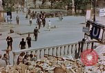 Image of subway entrance Berlin Germany, 1945, second 17 stock footage video 65675053362