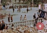 Image of subway entrance Berlin Germany, 1945, second 23 stock footage video 65675053362