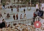 Image of subway entrance Berlin Germany, 1945, second 24 stock footage video 65675053362