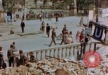 Image of subway entrance Berlin Germany, 1945, second 26 stock footage video 65675053362