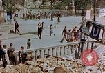 Image of subway entrance Berlin Germany, 1945, second 27 stock footage video 65675053362