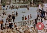 Image of subway entrance Berlin Germany, 1945, second 29 stock footage video 65675053362