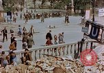 Image of subway entrance Berlin Germany, 1945, second 30 stock footage video 65675053362