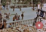 Image of subway entrance Berlin Germany, 1945, second 32 stock footage video 65675053362