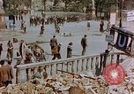 Image of subway entrance Berlin Germany, 1945, second 33 stock footage video 65675053362