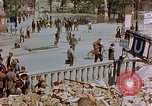 Image of subway entrance Berlin Germany, 1945, second 35 stock footage video 65675053362