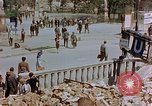 Image of subway entrance Berlin Germany, 1945, second 37 stock footage video 65675053362