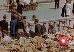 Image of subway entrance Berlin Germany, 1945, second 38 stock footage video 65675053362