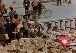 Image of subway entrance Berlin Germany, 1945, second 45 stock footage video 65675053362