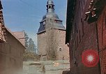 Image of United States convoy Germany, 1945, second 8 stock footage video 65675053368