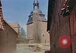 Image of United States convoy Germany, 1945, second 9 stock footage video 65675053368