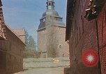 Image of United States convoy Germany, 1945, second 18 stock footage video 65675053368