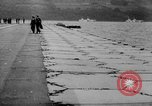 Image of Floating Air Strips United Kingdom, 1945, second 5 stock footage video 65675053379