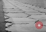 Image of Floating Air Strips United Kingdom, 1945, second 7 stock footage video 65675053379