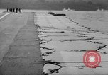 Image of Floating Air Strips United Kingdom, 1945, second 23 stock footage video 65675053379