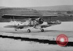 Image of Floating Air Strips United Kingdom, 1945, second 37 stock footage video 65675053379