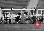 Image of Rodeo event Los Angeles California USA, 1945, second 12 stock footage video 65675053384