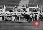 Image of Rodeo event Los Angeles California USA, 1945, second 14 stock footage video 65675053384