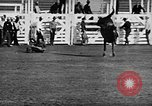 Image of Rodeo event Los Angeles California USA, 1945, second 22 stock footage video 65675053384