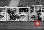 Image of Rodeo event Los Angeles California USA, 1945, second 31 stock footage video 65675053384