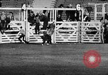 Image of Rodeo event Los Angeles California USA, 1945, second 33 stock footage video 65675053384