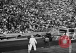 Image of Rodeo event Los Angeles California USA, 1945, second 38 stock footage video 65675053384