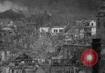 Image of wrecked buildings in Germany after World War II Germany, 1945, second 1 stock footage video 65675053387