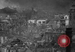 Image of wrecked buildings in Germany after World War II Germany, 1945, second 2 stock footage video 65675053387