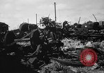 Image of wrecked buildings in Germany after World War II Germany, 1945, second 5 stock footage video 65675053387