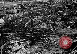 Image of wrecked buildings in Germany after World War II Germany, 1945, second 6 stock footage video 65675053387