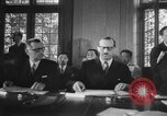Image of Conference London England United Kingdom, 1945, second 23 stock footage video 65675053401