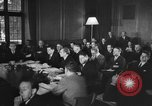 Image of Conference London England United Kingdom, 1945, second 26 stock footage video 65675053401