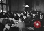 Image of Conference London England United Kingdom, 1945, second 27 stock footage video 65675053401