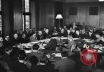 Image of Conference London England United Kingdom, 1945, second 35 stock footage video 65675053401
