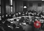 Image of Conference London England United Kingdom, 1945, second 37 stock footage video 65675053401