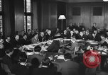 Image of Conference London England United Kingdom, 1945, second 38 stock footage video 65675053401