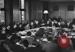 Image of Conference London England United Kingdom, 1945, second 40 stock footage video 65675053401