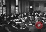 Image of Conference London England United Kingdom, 1945, second 42 stock footage video 65675053401