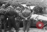 Image of Field Marshal Montgomery Oldenburg Germany, 1945, second 24 stock footage video 65675053403