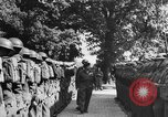 Image of Field Marshal Montgomery Oldenburg Germany, 1945, second 32 stock footage video 65675053403