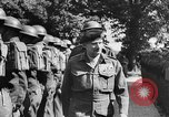 Image of Field Marshal Montgomery Oldenburg Germany, 1945, second 35 stock footage video 65675053403