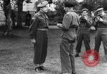 Image of Field Marshal Montgomery Oldenburg Germany, 1945, second 41 stock footage video 65675053403