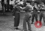 Image of Field Marshal Montgomery Oldenburg Germany, 1945, second 42 stock footage video 65675053403