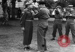 Image of Field Marshal Montgomery Oldenburg Germany, 1945, second 43 stock footage video 65675053403