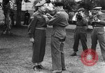 Image of Field Marshal Montgomery Oldenburg Germany, 1945, second 44 stock footage video 65675053403