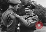 Image of Field Marshal Montgomery Oldenburg Germany, 1945, second 47 stock footage video 65675053403