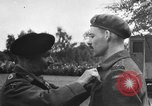 Image of Field Marshal Montgomery Oldenburg Germany, 1945, second 49 stock footage video 65675053403