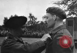 Image of Field Marshal Montgomery Oldenburg Germany, 1945, second 51 stock footage video 65675053403